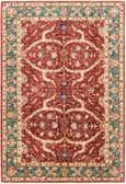 6' 1 x 8' 10 Ariana Ziegler Oriental Rug thumbnail