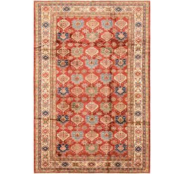 Image of 6' 7 x 9' 10 Kazak Oriental Rug