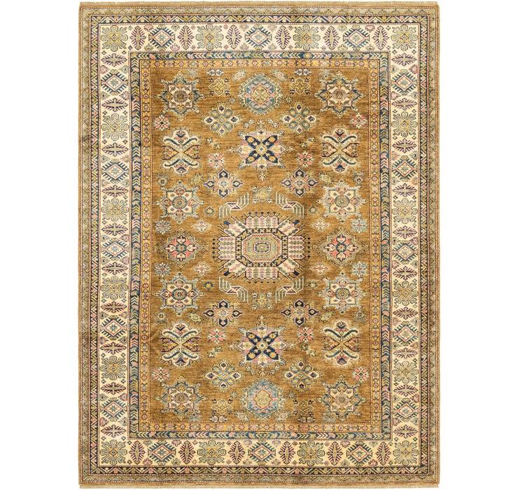 218cm x 292cm Kazak Oriental Rug