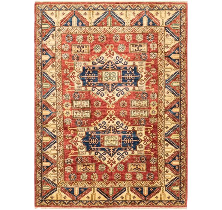 7' 3 x 10' 1 Kazak Oriental Rug