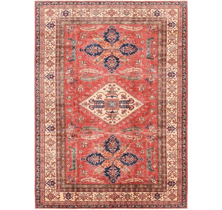 7' 4 x 10' Kazak Oriental Rug
