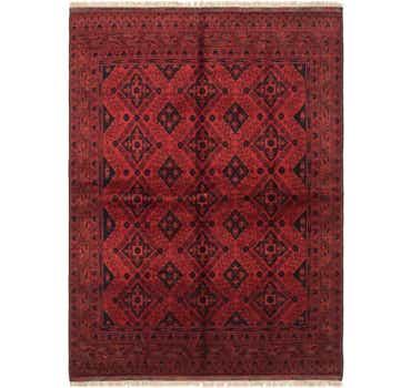 Image of 5' 7 x 8' Khal Mohammadi Rug