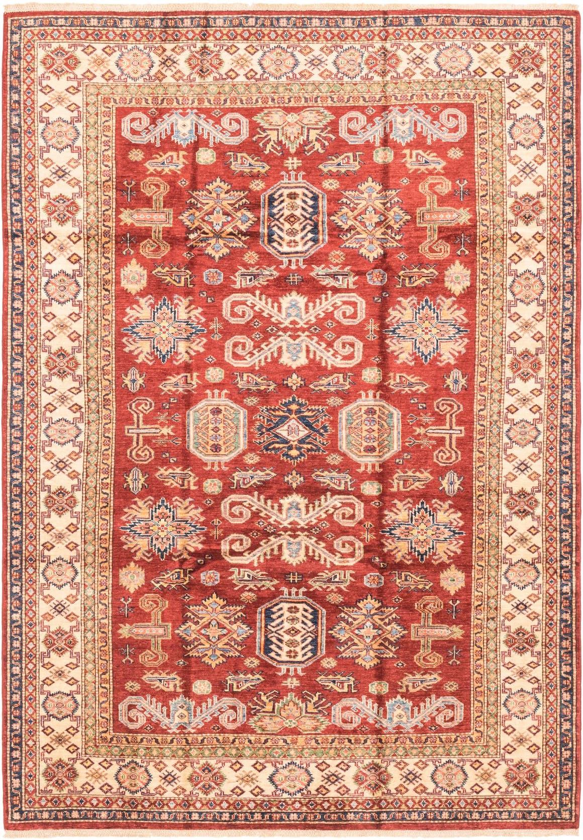 5' 6 x 7' 10 Kazak Oriental Rug main image