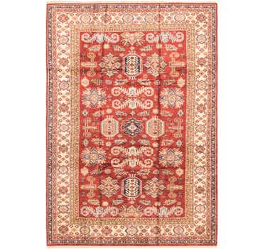 5' 6 x 7' 10 Kazak Oriental Rug