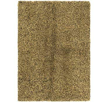Image of 5' 6 x 7' 8 Solid Shag Rug