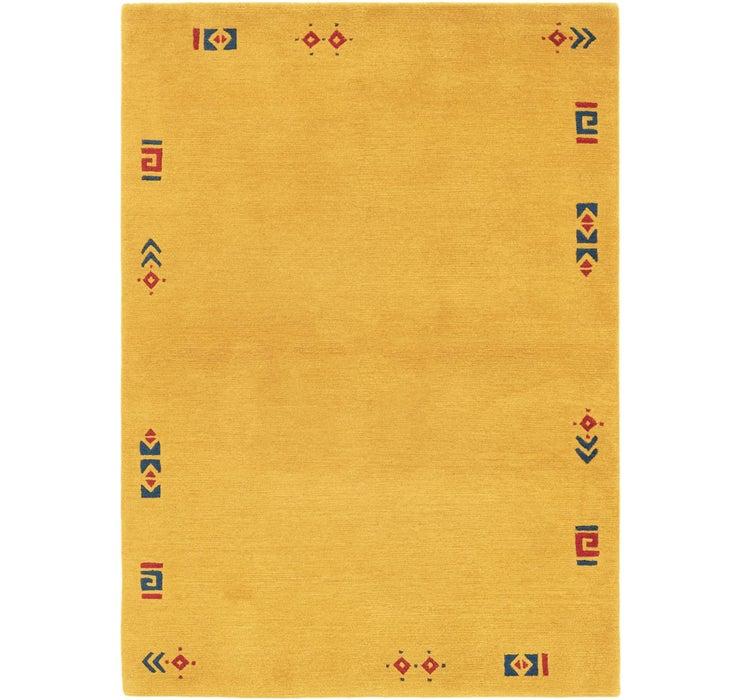 4' x 5' 8 Nepal Rug