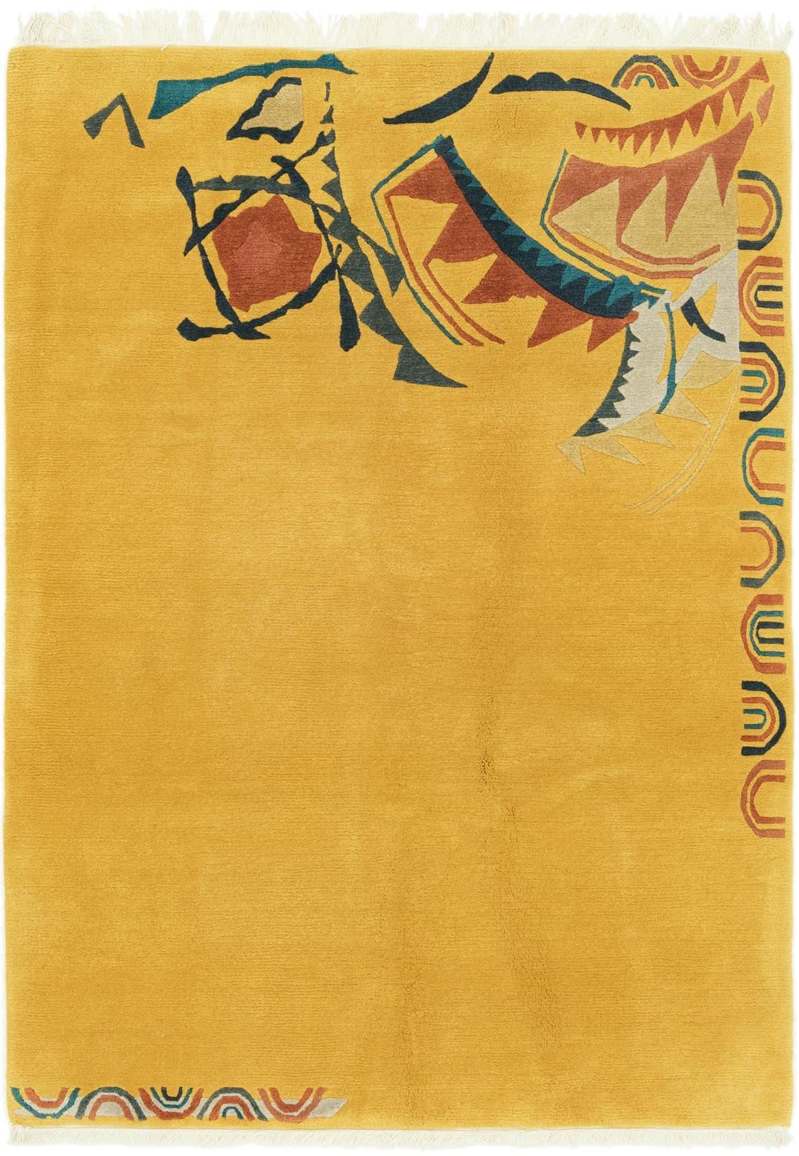 4' 7 x 6' 7 Nepal Rug main image