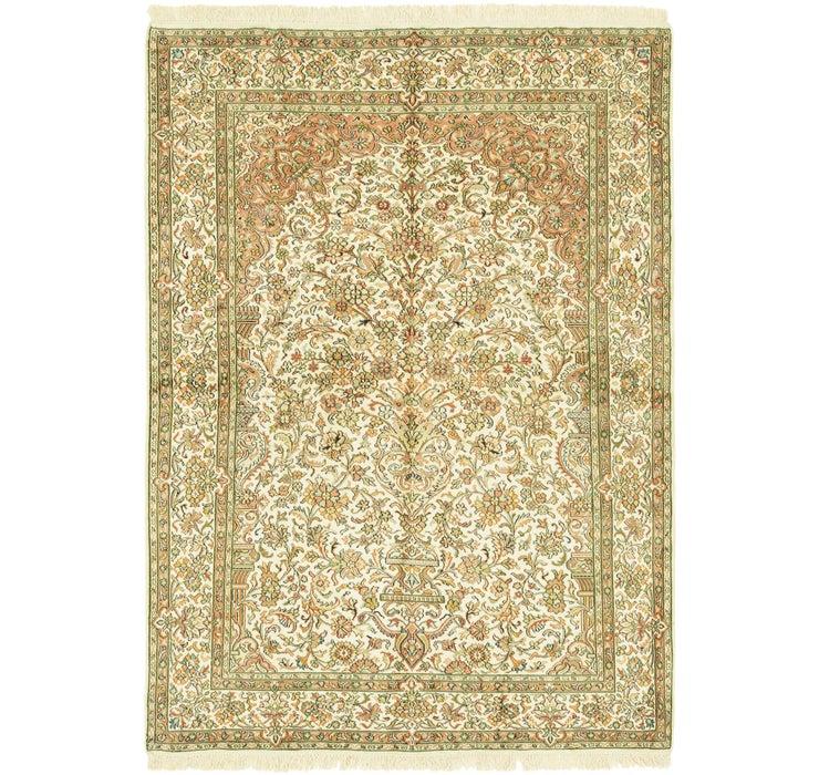 130cm x 183cm Kashmir Oriental Rug