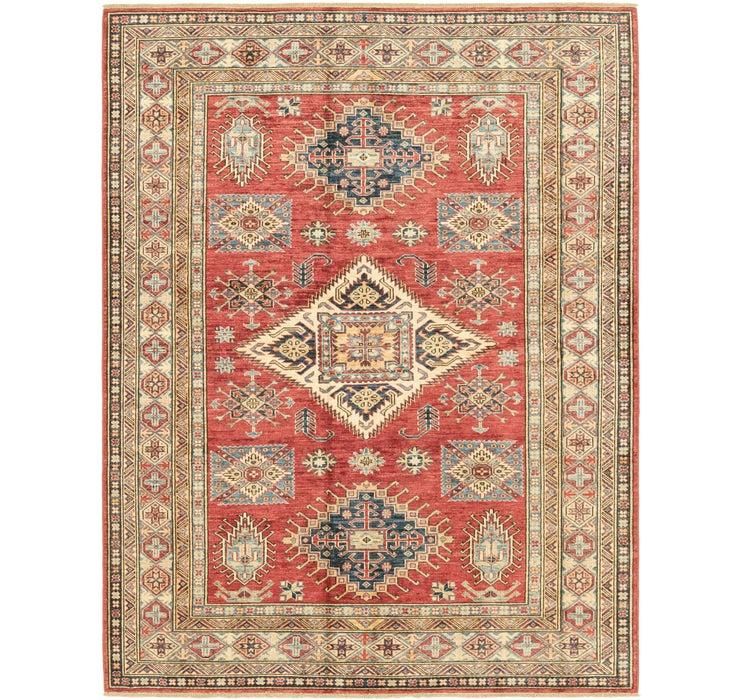 Image of 5' 9 x 7' 7 Kazak Oriental Rug