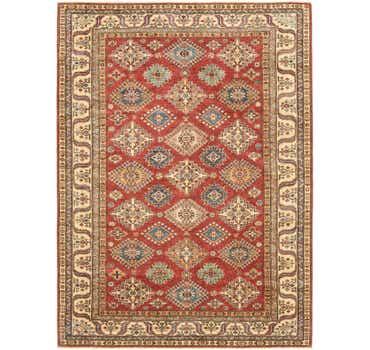 5' 10 x 8' 1 Kazak Oriental Rug
