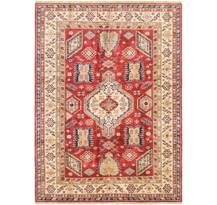 168cm x 225cm Kazak Oriental Rug
