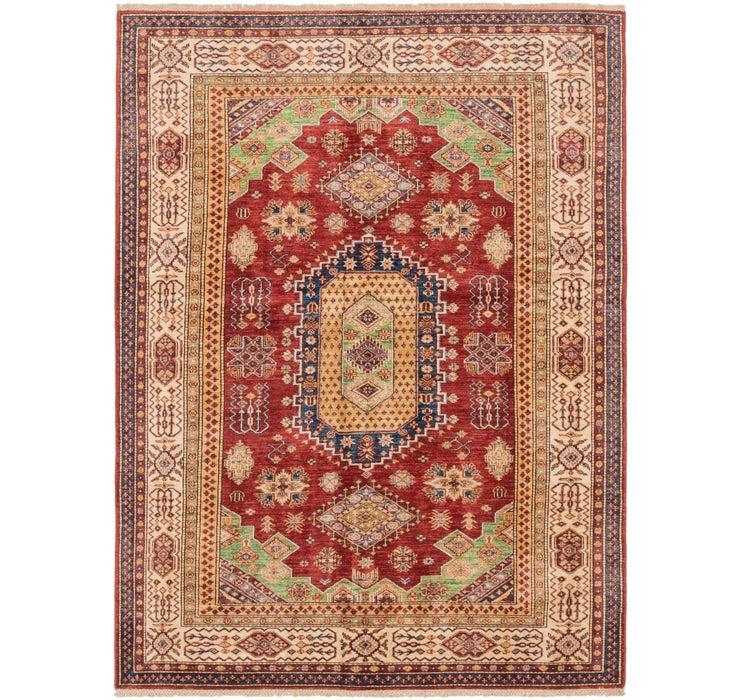 5' 6 x 7' 5 Kazak Oriental Rug