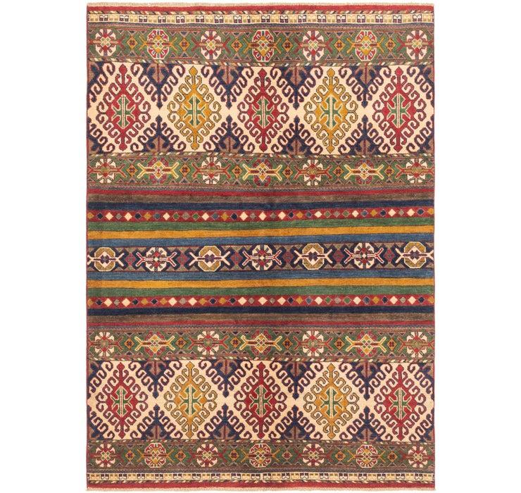 5' x 7' 2 Kazak Rug