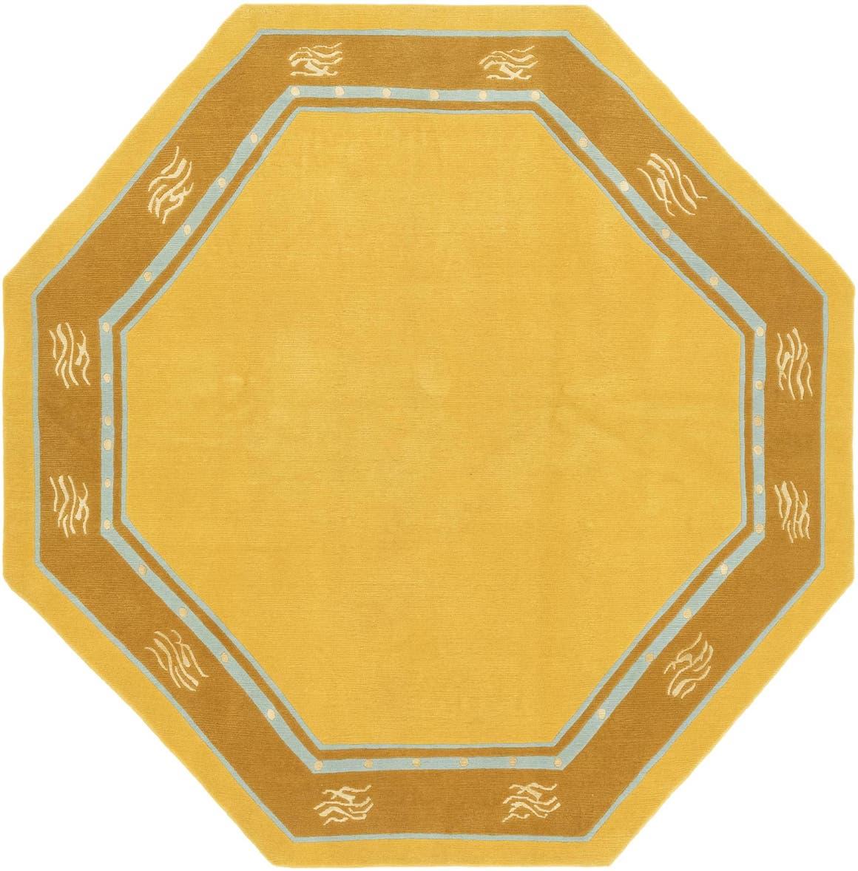 7' 7 x 7' 8 Nepal Octagon Rug main image