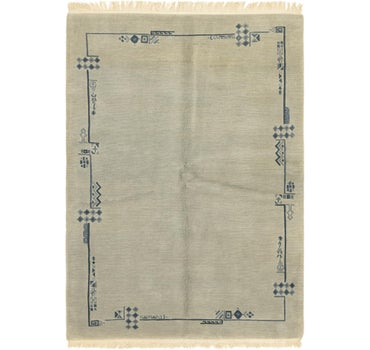 5' 7 x 8' Nepal Rug main image