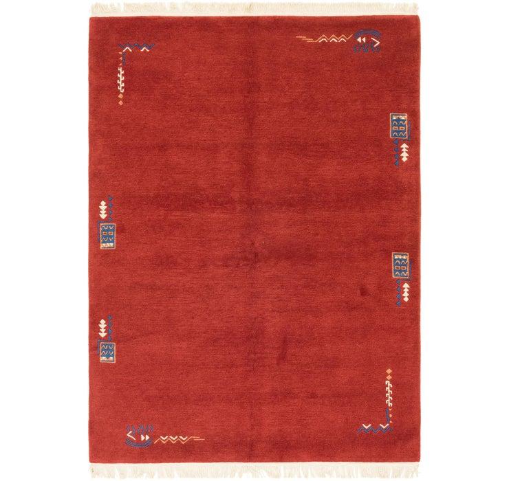 5' 7 x 7' 9 Nepal Rug