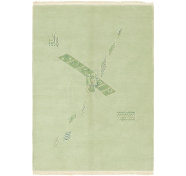 5' 8 x 8' Nepal Rug main image