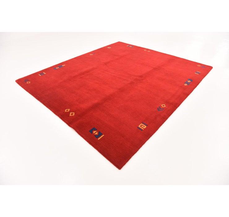 7' 7 x 8' 7 Nepal Square Rug