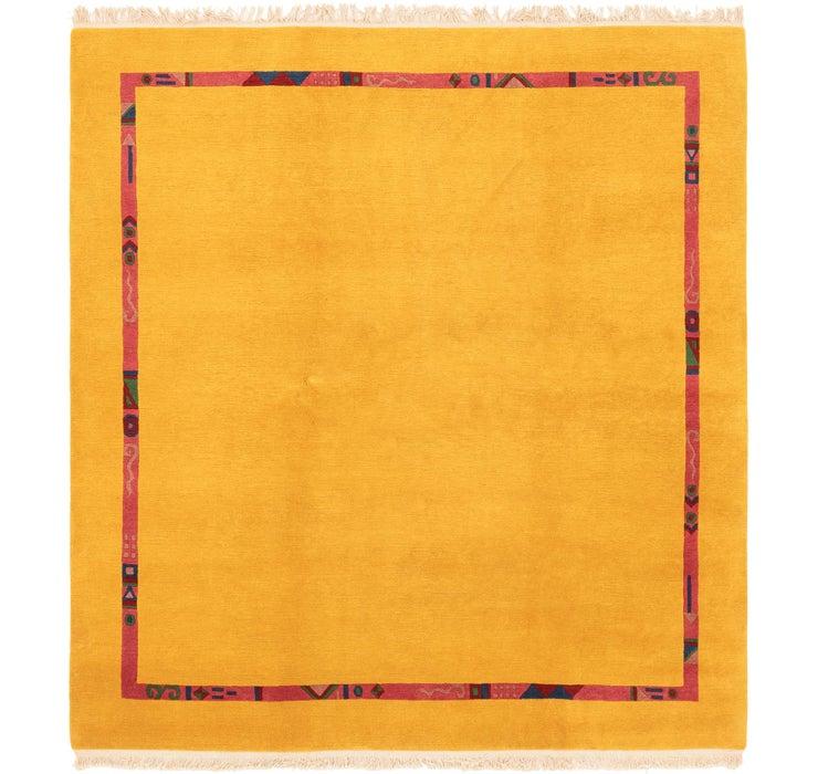 230cm x 257cm Nepal Square Rug