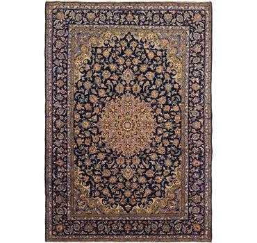 9' 6 x 13' 7 Isfahan Persian Rug main image