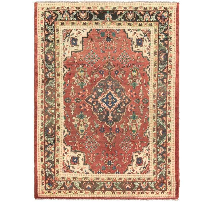 6' 2 x 8' 8 Hamedan Persian Rug