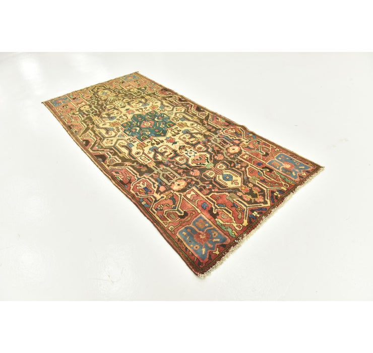 4' x 8' 9 Bakhtiar Persian Runner...