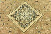 5' 3 x 10' Hossainabad Persian Runner Rug thumbnail