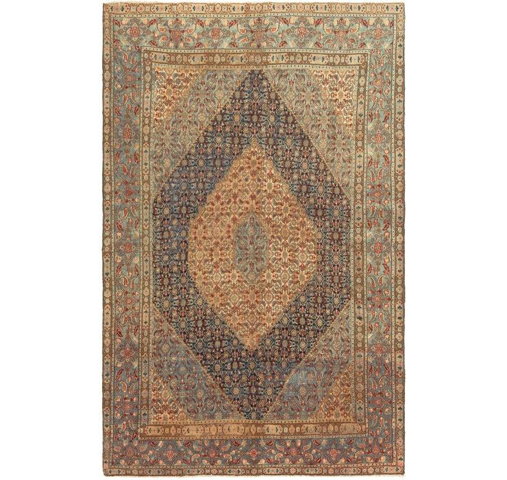 6' 10 x 11' Mood Persian Rug
