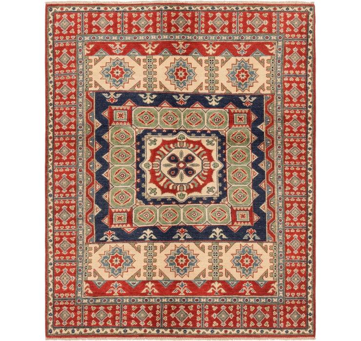 Image of 5' 2 x 6' 5 Kazak Rug