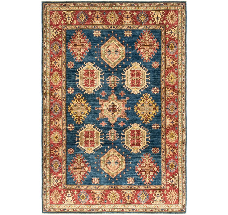 5' 9 x 8' 9 Kazak Oriental Rug