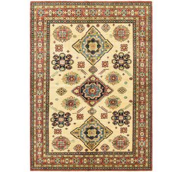 Image of  6' x 8' 3 Kazak Oriental Rug