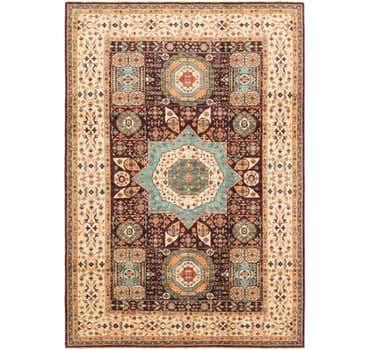 Image of 6' 9 x 9' 9 Mamluk Ziegler Oriental...