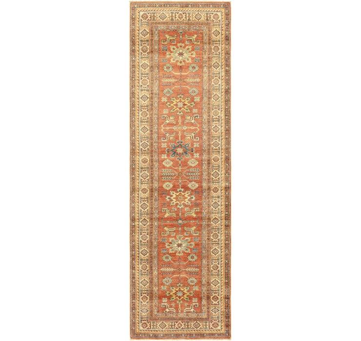 2' 9 x 9' 10 Kazak Oriental Runner Rug