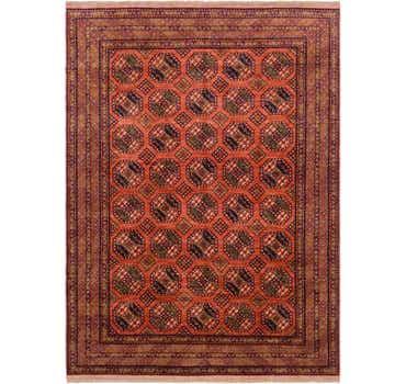 Image of 10' 1 x 13' 11 Afghan Ersari Rug