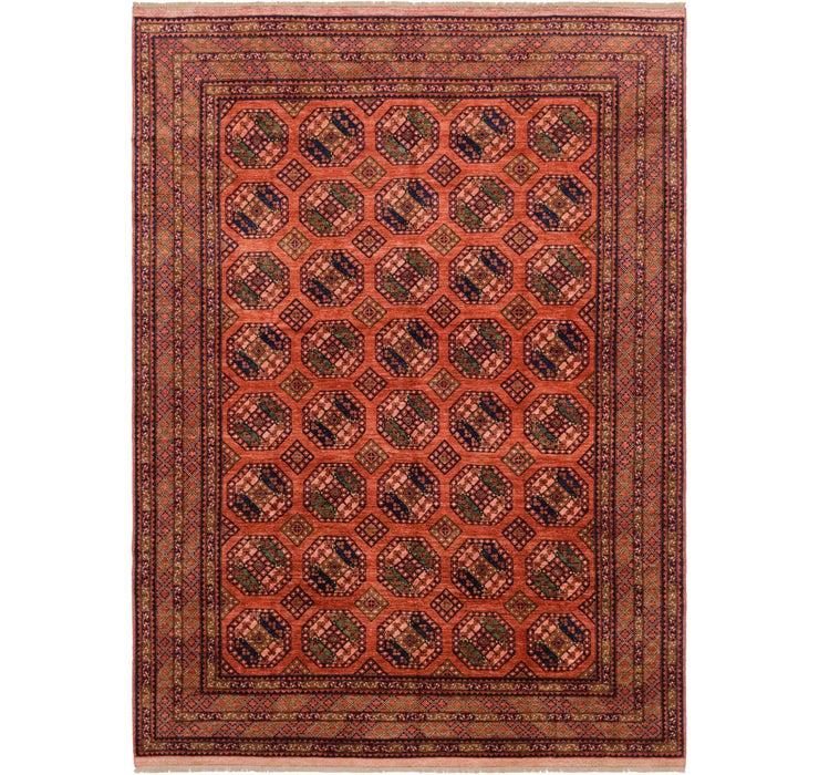 Image of 307cm x 425cm Afghan Ersari Rug