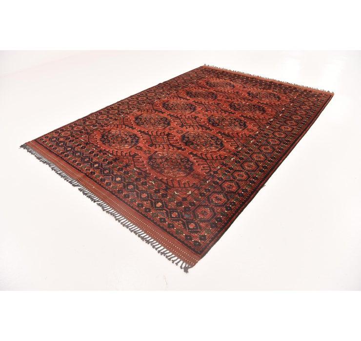 215cm x 307cm Afghan Ersari Rug