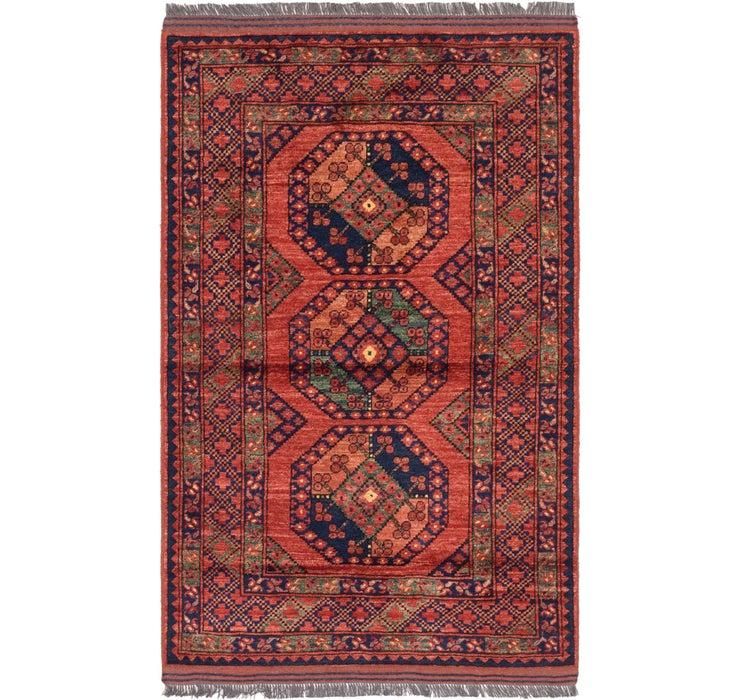 112cm x 183cm Afghan Ersari Rug