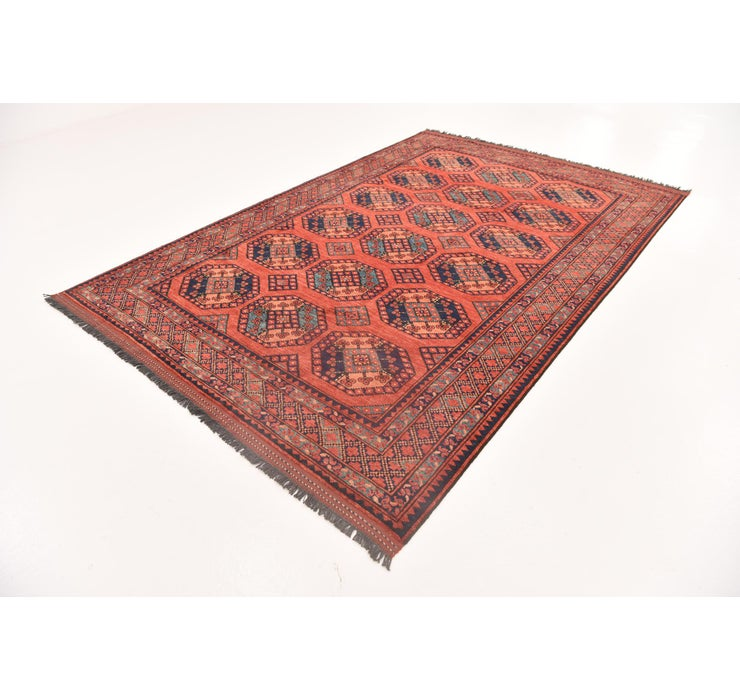 203cm x 312cm Afghan Ersari Rug