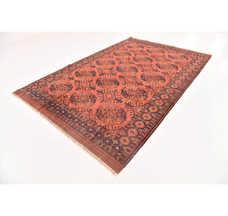 205cm x 312cm Afghan Ersari Rug