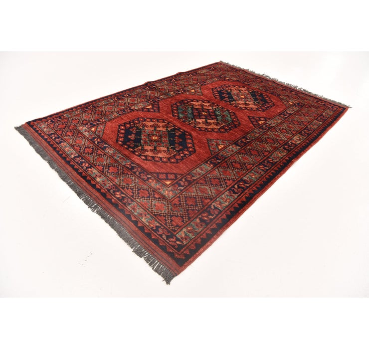 127cm x 183cm Afghan Ersari Rug