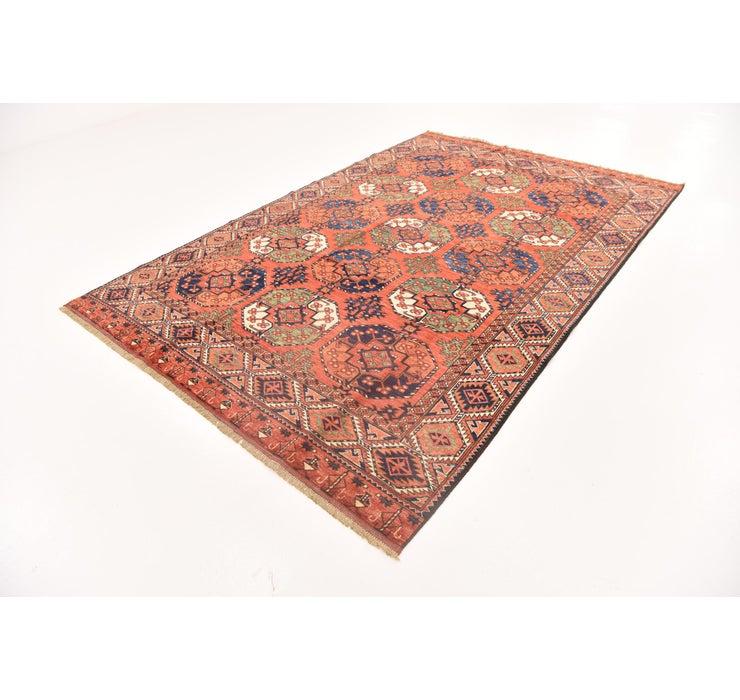 198cm x 307cm Afghan Ersari Rug