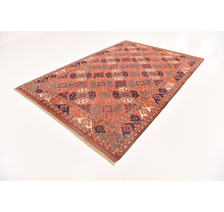 205cm x 300cm Afghan Ersari Rug