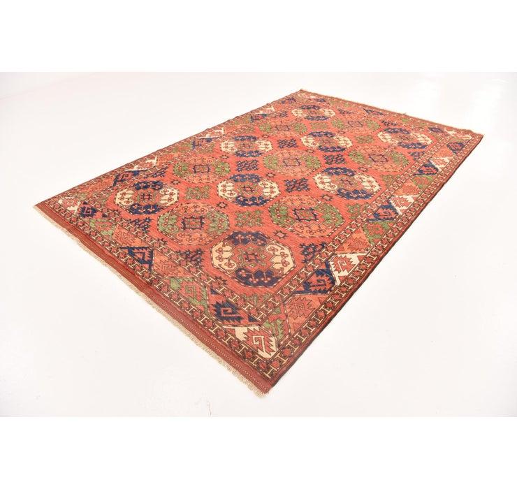 200cm x 305cm Afghan Ersari Rug