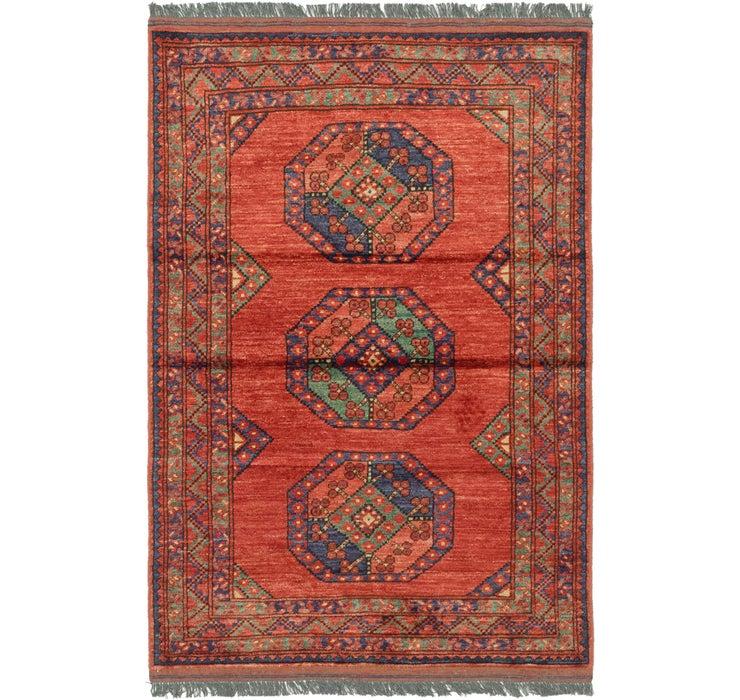 117cm x 180cm Afghan Ersari Rug