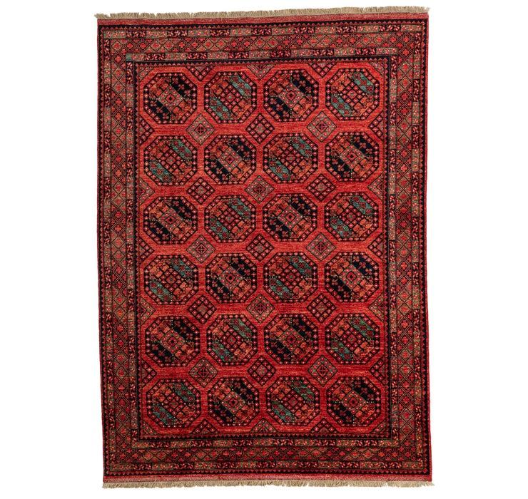 208cm x 292cm Afghan Ersari Rug