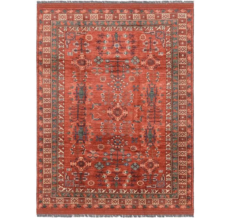 230cm x 305cm Afghan Ersari Rug