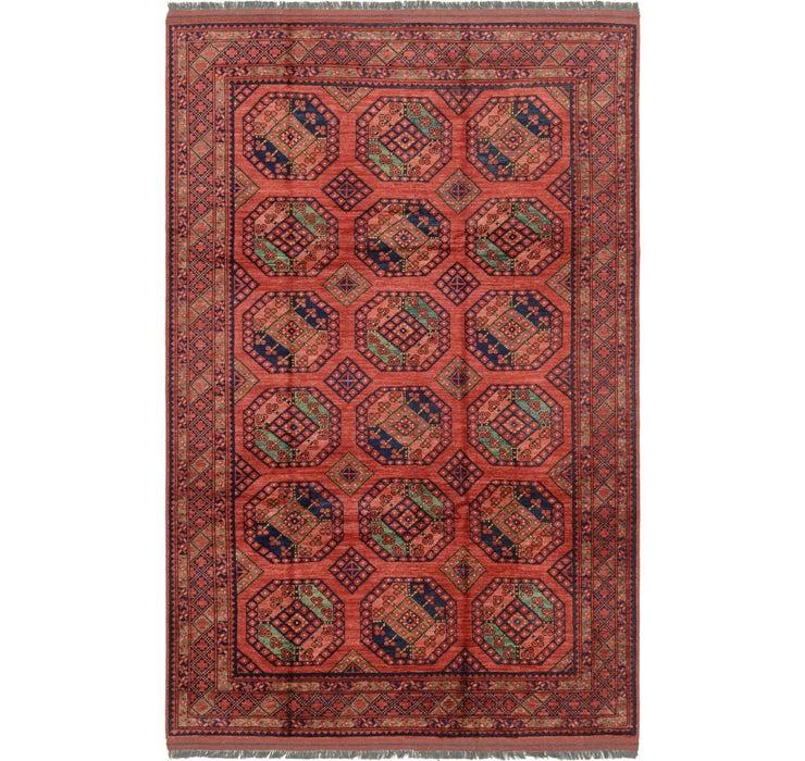 210cm x 330cm Afghan Ersari Rug