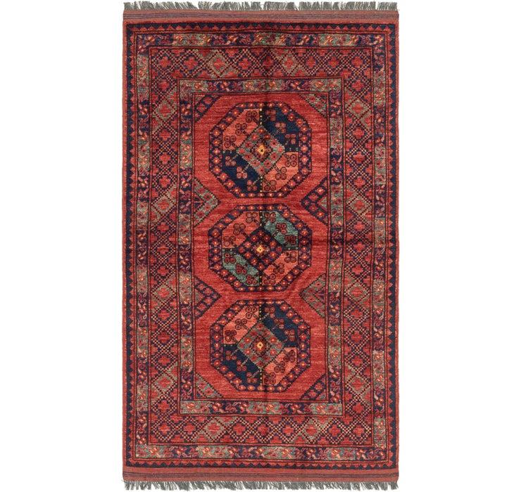 117cm x 198cm Afghan Ersari Rug