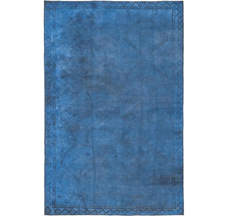 4' 7 x 7' 2 Ultra Vintage Persian Rug