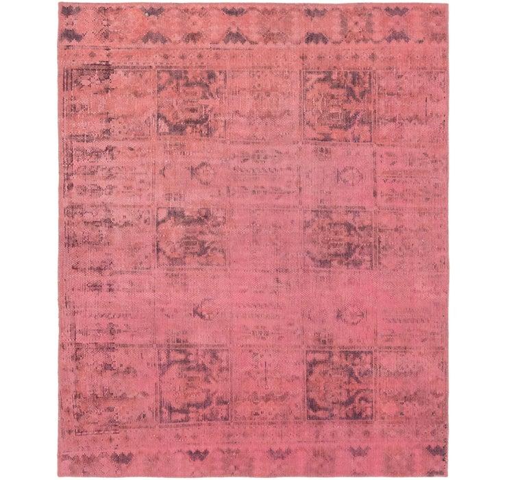 4' 10 x 6' Ultra Vintage Persian Rug